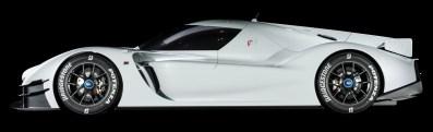 TOYOTA GAZOO Racing GR Super Sport Concept BM-6