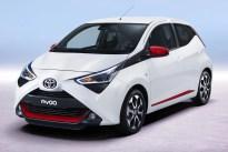 Toyota Aygo facelift 1