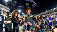2018 MotoGP Hafizh Syahrin Qatar