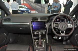 2018 Volkswagen Golf GTI 22