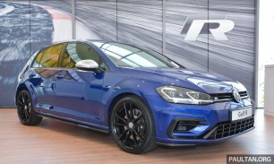 2018 Volkswagen Golf R 1