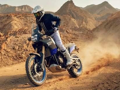 2018 Yamaha Tenere 700 World Raid Edition Prototype Shown