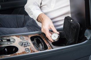 Bentley - Bentayga Mulliner Biometric Storage 1