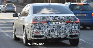 G11 BMW 7 Series facelift 15