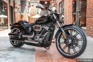 Harley Davidson 2018 Breakout 114-1