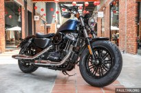 Harley Davidson 2018 Forty-Eight 115th Anniversary Special-1