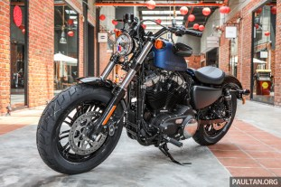 Harley Davidson 2018 Forty-Eight 115th Anniversary Special-2