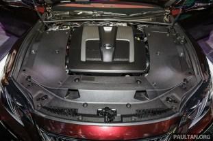 Lexus LS500 2018 Launch Sonic Agate_Ext-29