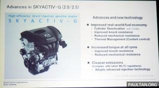 Mazda 2018 product update 6