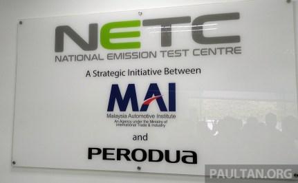 NETC Rawang Launch 3