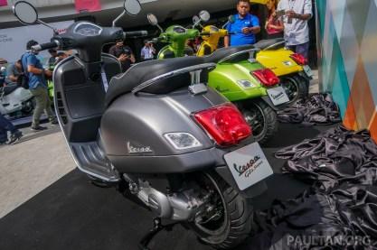 Vespa GTS Super 300 launch BM-9