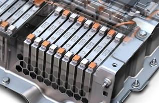 Chevrolet Hybrid Lithium-Ion Battery System