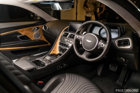 2018 Aston Martin DB11 V8 Launch in Malaysia - Interior