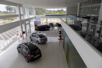 2018 Honda 3S Centre in Banting