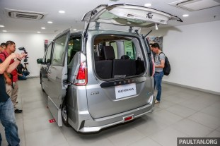 2018 Nissan Serena Preview_Int-54HighwayStar_BM