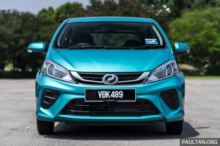 GALLERY: Perodua Myvi 1 3G and 1 3X - why wait?