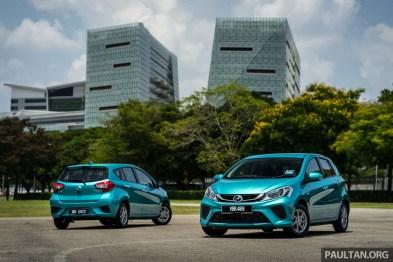 2018 Perodua Myvi 1.3 X - Exterior