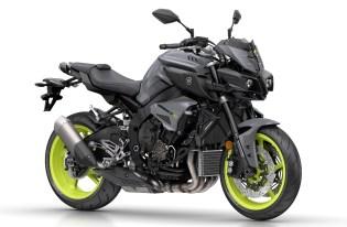 2018 Yamaha MT-10 - 1