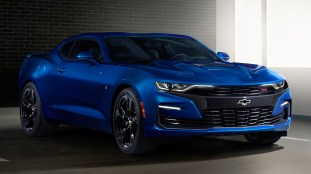 2019 Chevrolet Camaro Facelift