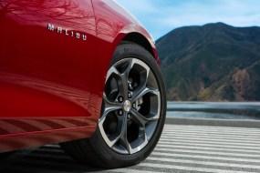 2019 Chevrolet Malibu RS Facelift