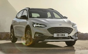 2019 Ford Focus Mk4 Active-1