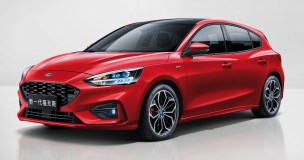 2019 Ford Focus Mk4 Asia Five Door