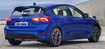 2019 Ford Focus Mk4 hatch ST Line-18_BM