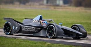 BMW iFE.18 Formula E