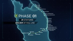 East Coast Rail Link 4