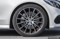 Mercedes Benz C300 Cabriolet AMG Line_Ext-34-BM