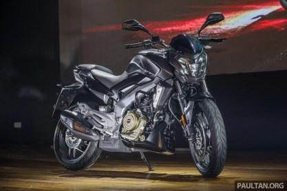 Modenas Dominar 400 Launch-2
