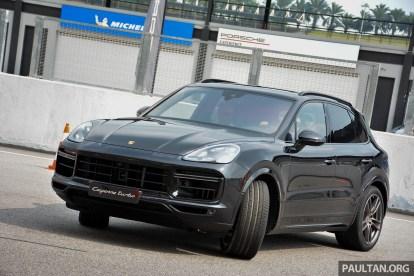 Porsche Cayenne E3 experience Sepang-39