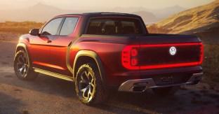 Volkswagen Atlas Tanoak concept 6