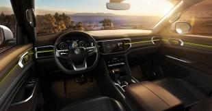 Volkswagen Atlas Tanoak concept 9