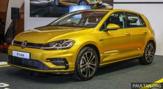 Volkswagen Golf R-Line 2018 Launch_Ext-2_BM