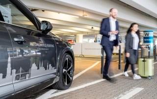 Volkswagen Group autonomous parking pilot project 1