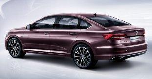 Volkswagen Lavida Plus 2