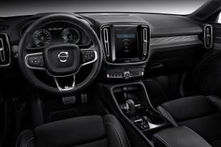 New Volvo XC40 T5 hybrid attachment