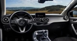 X-Class Progressive interior
