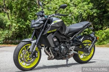 Yamaha MT-09 2018-2 BM