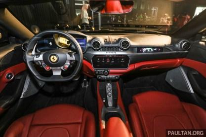 Ferrari Portofino 2018 Premiere_Int-1-BM