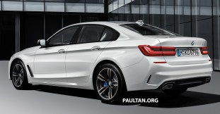 G20 BMW 3 Series Theo render 2
