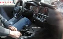 G20 BMW 3 Series spyshots 1