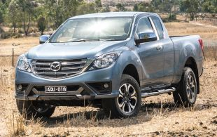 Mazda BT-50 facelift 23