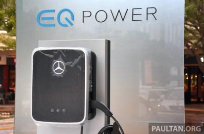 Mercedes Malaysia EQ EV charging DPC-6