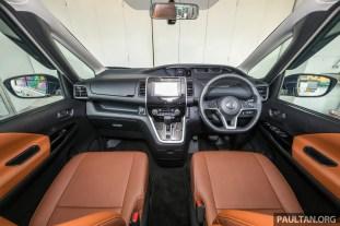 Nissan Serena C27 2018_Int-1_BM