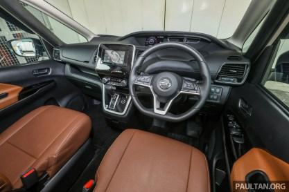 Nissan Serena C27 2018_Int-24_BM