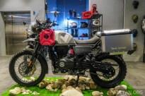 Royal Enfield Himalayan launch BM-20