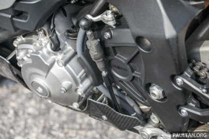 REVIEW: 2017 Yamaha YZF-R1M - chariot of the gods