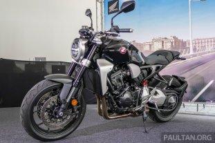 Honda CB1000R launch Sepang-4